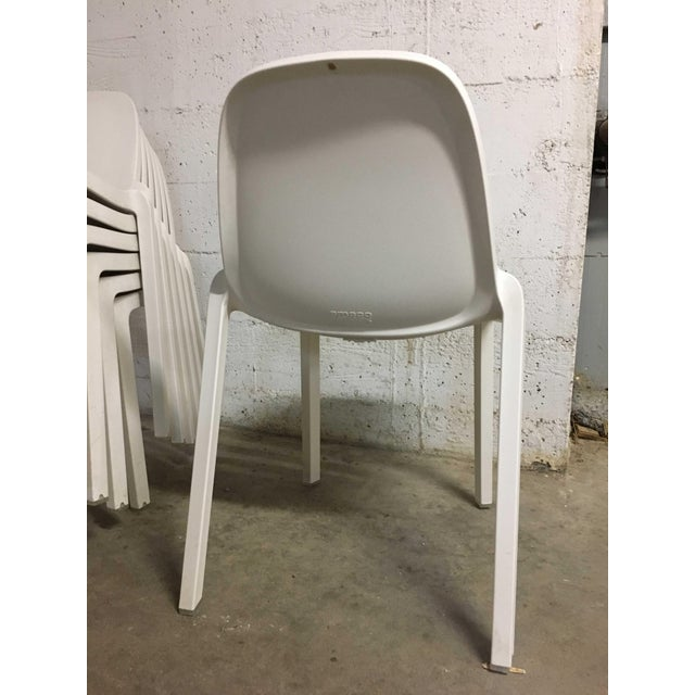Modern Philippe Starck for Emeco Broom Chairs - Set of 4 For Sale - Image 3 of 6