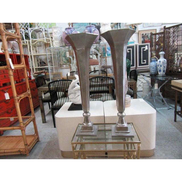 Arthur Court Vases - A Pair - Image 5 of 7