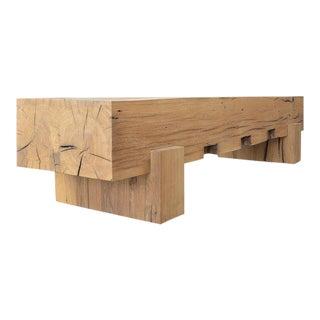 Oz|shop Antique Oak Beam Coffee Table For Sale