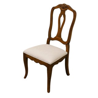 Ethan Allen Country French Collection Dining Side Chair For Sale