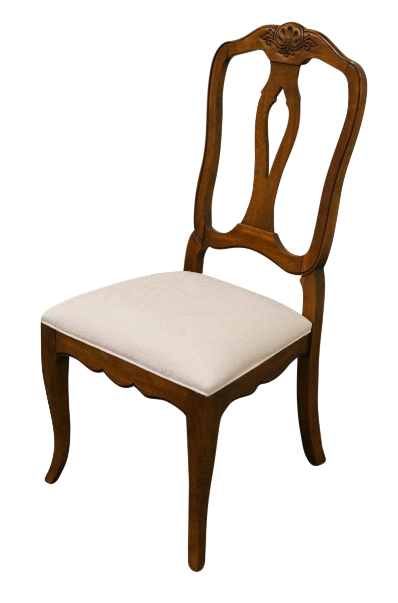 Ethan Allen Country French Collection Dining Side Chair