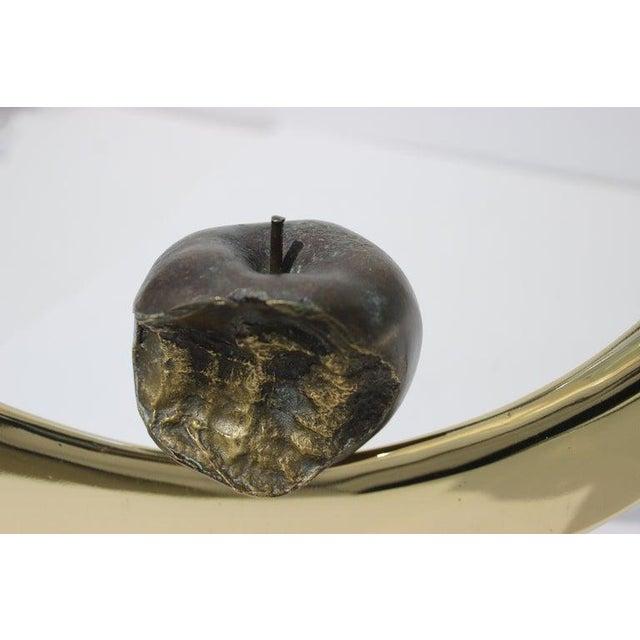 "Bronze Vintage Meloniski Bronze Sculpture ""Adamo Ed Eva"" For Sale - Image 8 of 13"
