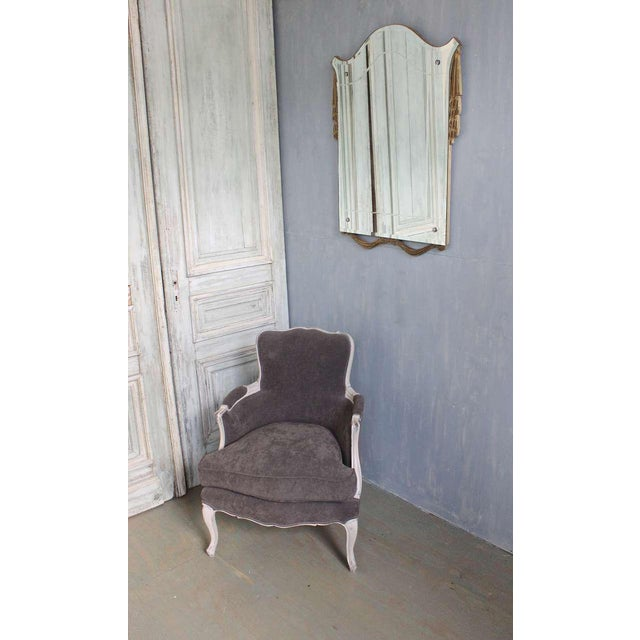 Hollywood Regency Beautiful Italian Mirror For Sale - Image 3 of 10