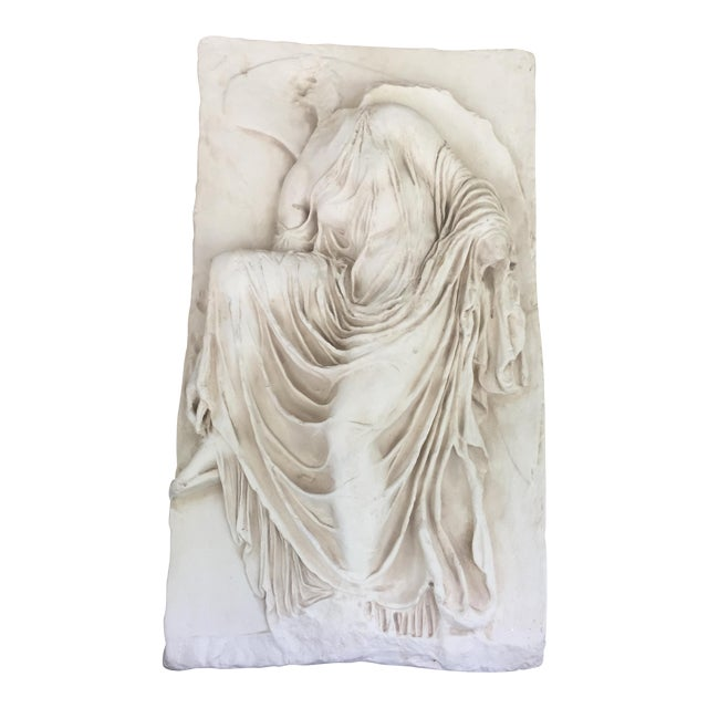 Neoclassical White Venus Relief - Image 1 of 5