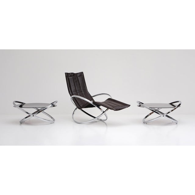 ROGER LECAL JET STAR LOUNGE CHAIR - Image 10 of 11