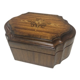 Maitland-Smith Vanity Jewelry Box For Sale