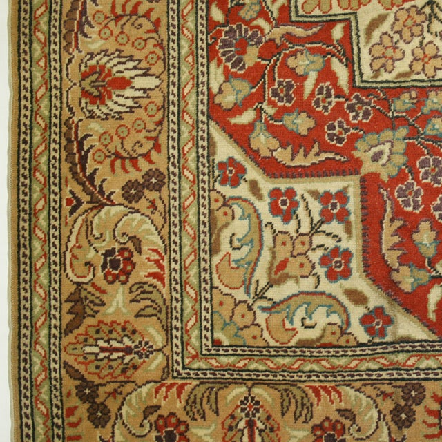 "Vintage Kayseri Carpet - 6'7"" x 10'1"" - Image 2 of 6"