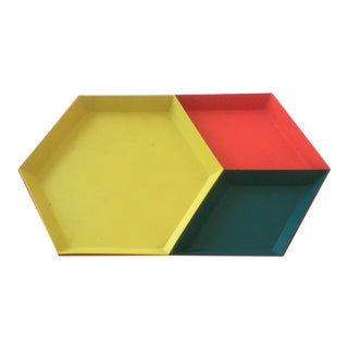 Hay Kaleido Steel Trays - Set of 3