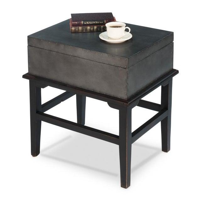 Sarreid Ltd. Afellay Side Table - Image 5 of 6