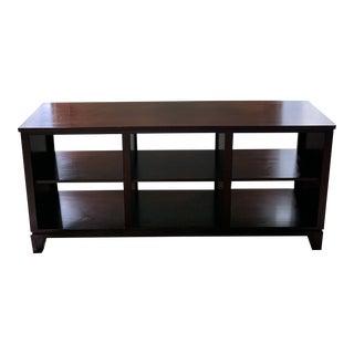 Ethan Allen Low Bookshelf For Sale