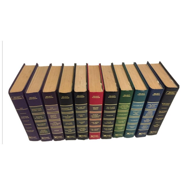 "The ""Reader's Digest Select Series Books"" are a series of hardcover anthology collections printed between 2002 & 2006. Not..."