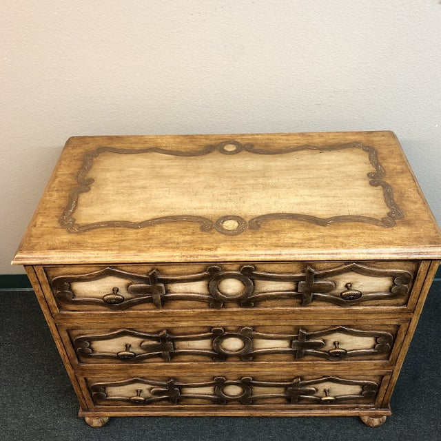 Michael Taylor New Piedmonte Commode by Panache For Sale - Image 4 of 12