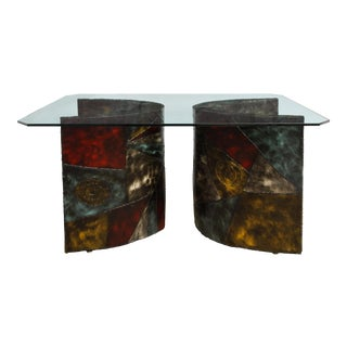 1970s Mid-Century Modern Paul Evans, Dining Table For Sale