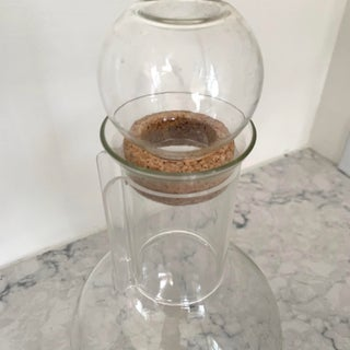 Mid-Century Modern Danish Glass Decanter Preview