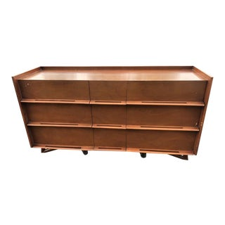 Modernist Edmond Spence Mid Century Dresser For Sale