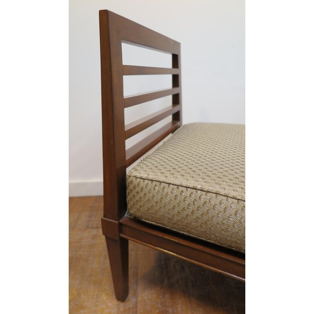 Wood French Mid century Chairs in the Style of Andre Arbus For Sale - Image 7 of 9