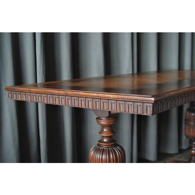 Library Table by Axel Einar Hjorth for Nk For Sale - Image 9 of 11