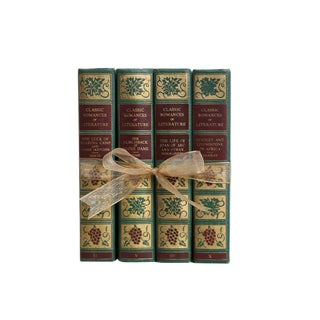 Fruit of the Vine: French & American Classics Book Gift Set For Sale