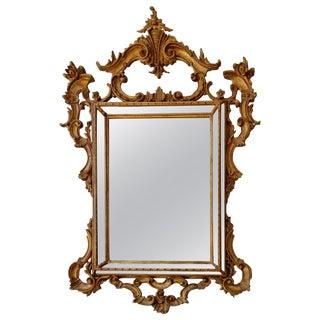 La Barge Italian Rococo Mirror For Sale