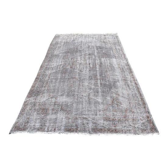 """Oushak Gray Rug -- 5'8"""" x 9'3"""" - Image 1 of 6"""