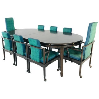 Widdicomb Dining Table and Chairs For Sale