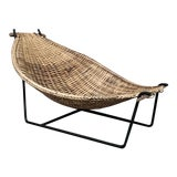 """Image of """"Duyan"""" Lounge Chair by John Risley For Sale"""