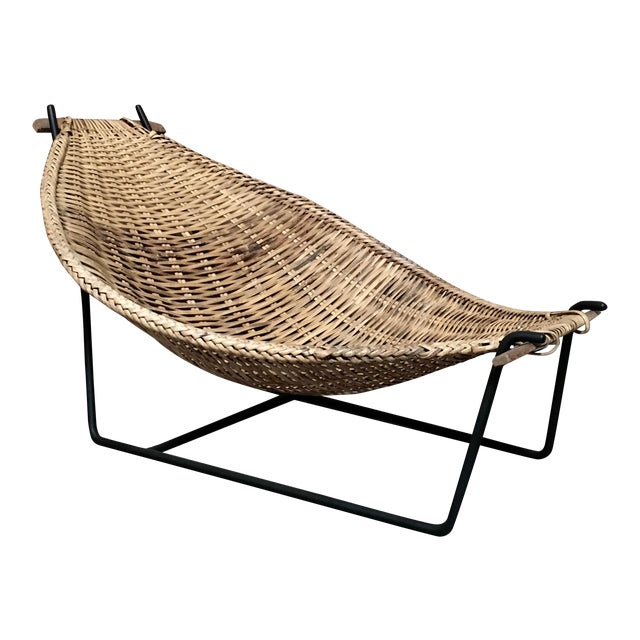 """Duyan"" Lounge Chair by John Risley For Sale"