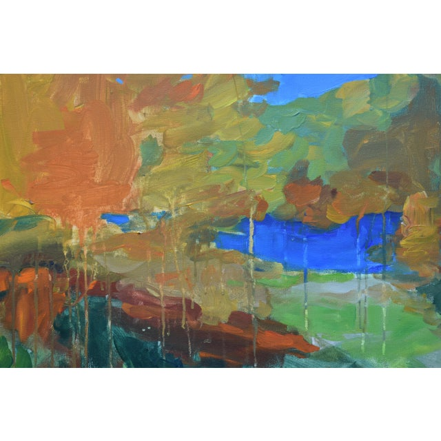 """Stephen Remick Stephen Remick """"Path to the River"""" Painting For Sale - Image 4 of 11"""