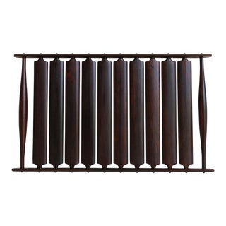 Mid-Century Modern Jens Quistgaard for Dansk Rosewood Tray For Sale