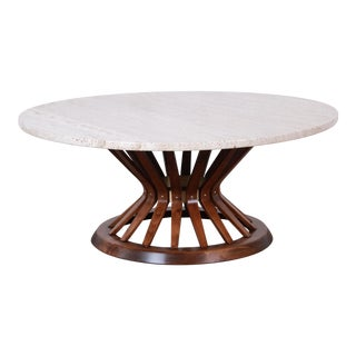 Edward Wormley for Dunbar Sheaf of Wheat Cocktail Table, 1950s For Sale