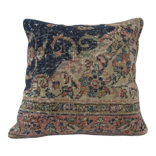 Turkish Kilim Handmade Pillow For Sale