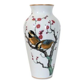 Franklin Porcelain Vase For Sale