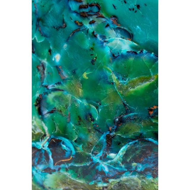 Blue Opal Petrified Wood For Sale - Image 9 of 10