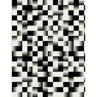 Cole & Son Black & White Wallpaper Rolls - A Pair