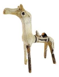 Image of Newly Made Animal Figurines