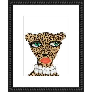 "Medium ""Glam Cheetah"" Print by Kendra Dandy, 18"" X 22"""