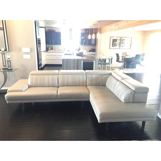 Contemporary Kelvin Giormani by Planum Novara II Sectional For Sale - Image 3 of 11