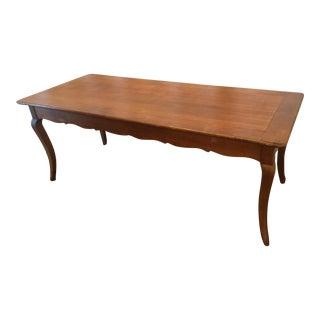Louis XV Style Pine Provencal Farm Table