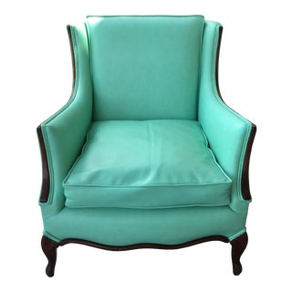 1970s Vintage Accent Chair For Sale