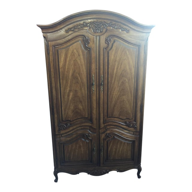 Thomasville Armoire French Provincial For Sale