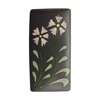 Enameled Copper Card Box For Sale