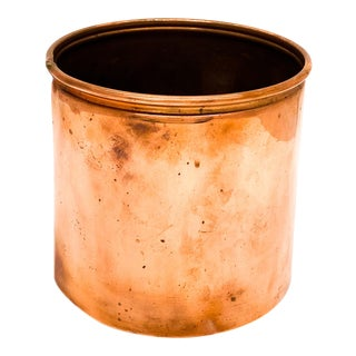 20th Century Copper Planter/ Cachepot For Sale