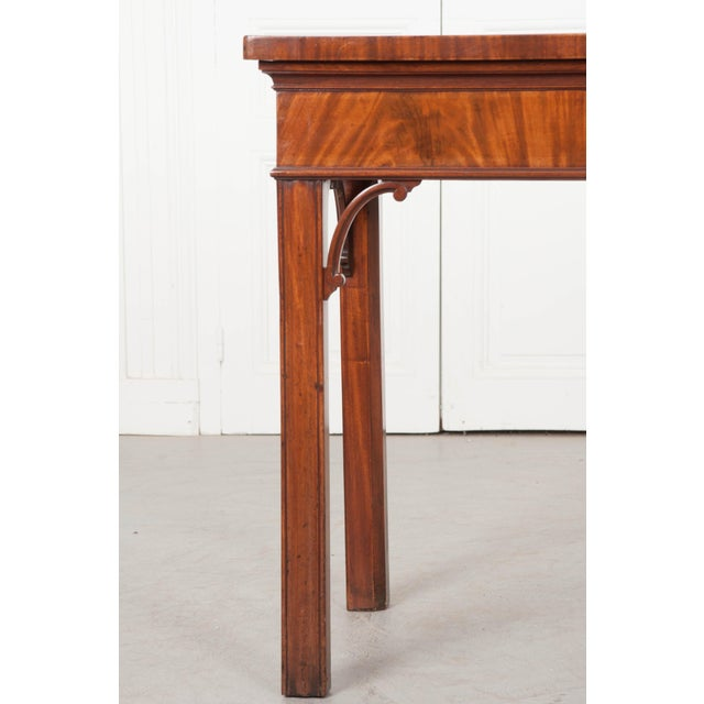 Dutch 18th Century Mahogany and Walnut Server For Sale - Image 9 of 13
