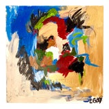 Image of Ebony Boyd Contemporary Abstract Painting For Sale