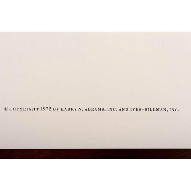 Josef Albers Josef Albers Diptych Silkscreen No. 6 Portfolio II For Sale - Image 4 of 6