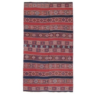 Antique Sinanli Kilim For Sale