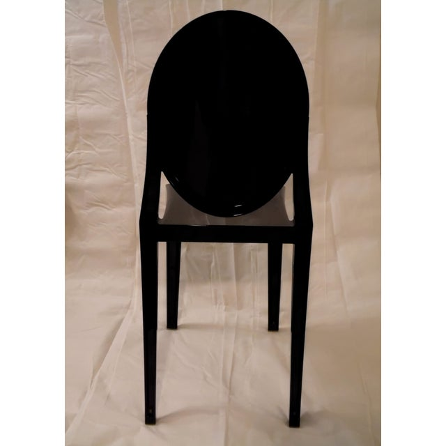 Kartell Philippe Starck Louis Ghost Side Chair - Image 3 of 6