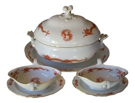 Image of Chinese Serveware