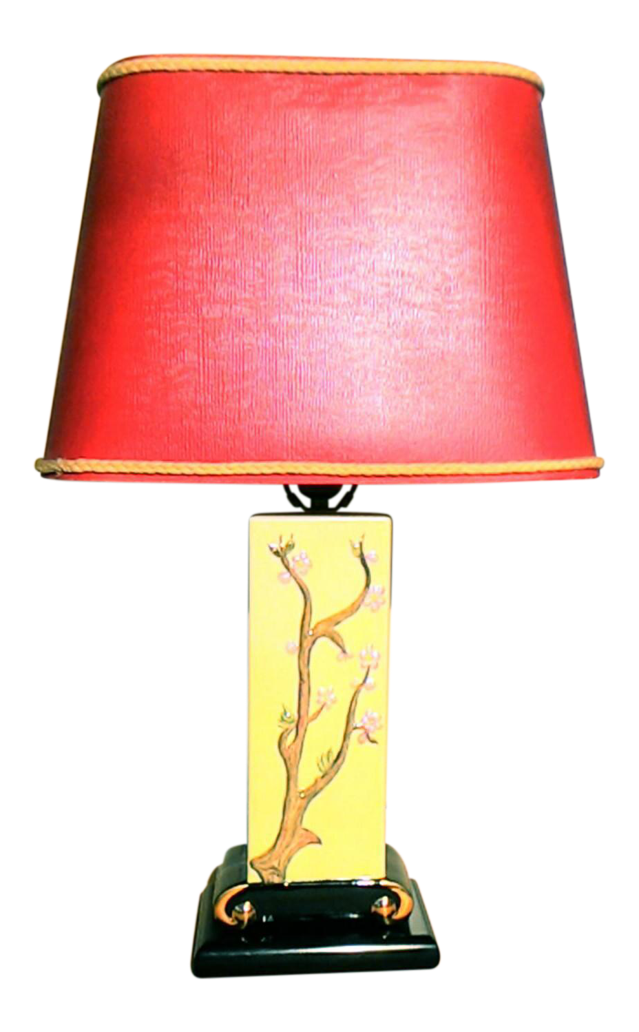Vintage Japanese Style Table Lamp
