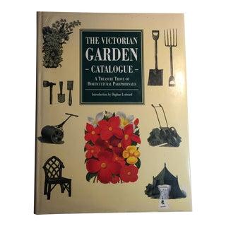 """1995 """"The Victorian Garden Catalogue"""" Book For Sale"""